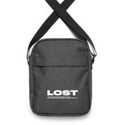 Lost Heather Grey Shoulder Bag