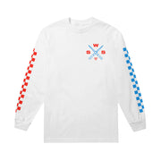 Cupid White Long Sleeve Tee