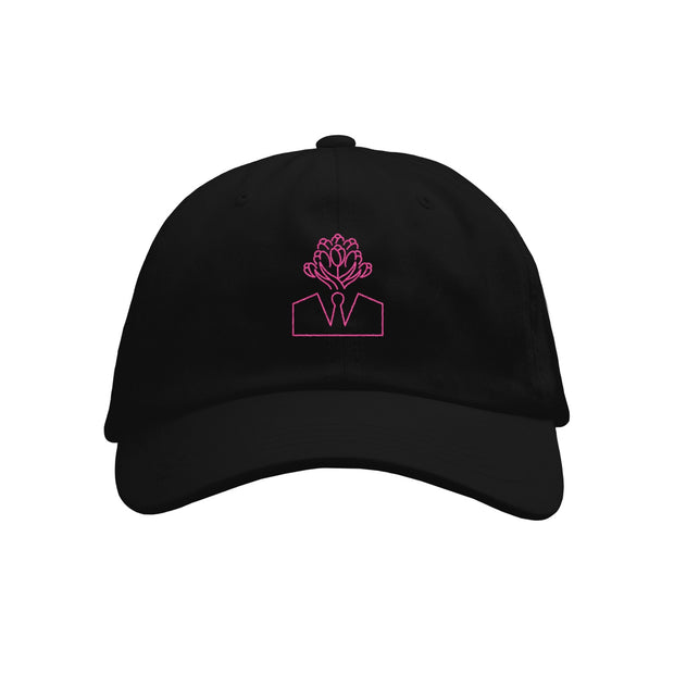 Love Is Forever Black Dad Hat