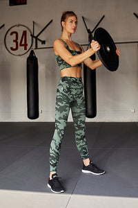 FP Movement Good Karma Army Legging