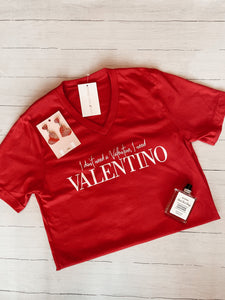 Valentino T-shirt - Valentine Collection