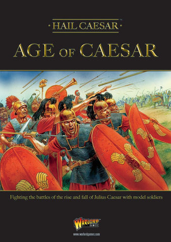 Hail Caesar Rules & Accessories – Action Front Games