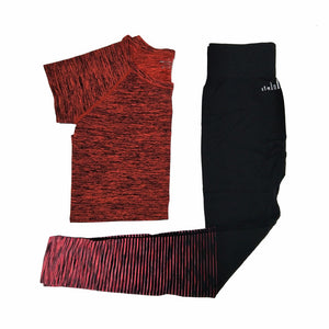 MAIJION 2020 Women Yoga Running Set.