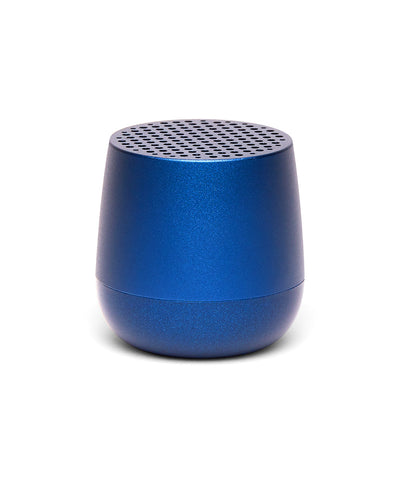 Lexon Mino TWS Pairable Bluetooth Speaker - Blue