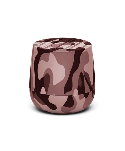 Lexon Mino TWS Pairable Bluetooth Speaker - Camo Red