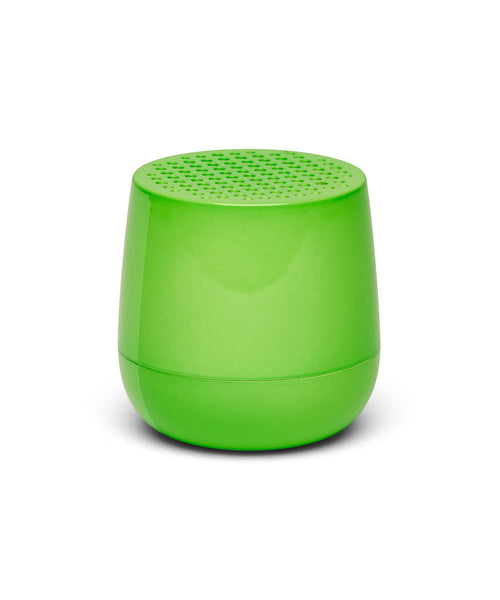 Lexon Mino TWS Pairable Bluetooth Speaker - Fluo Green