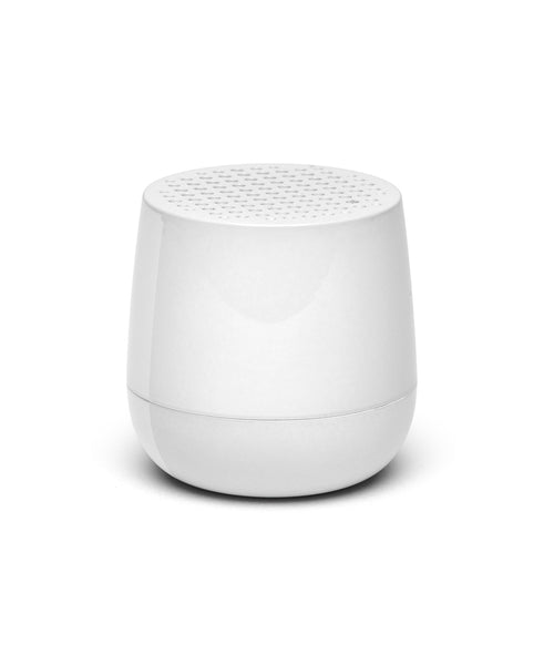Lexon Mino TWS Pairable Bluetooth Speaker - Glossy White