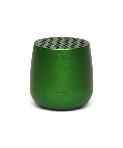 Lexon Mino TWS Pairable Bluetooth Speaker - Dark Green