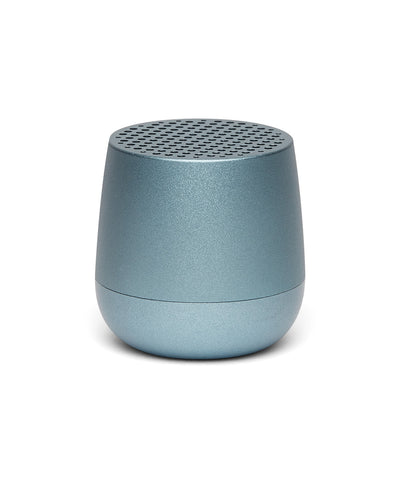 Lexon Mino TWS Pairable Bluetooth Speaker - Light Blue