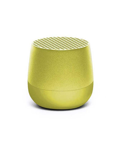 Lexon Mino TWS Pairable Bluetooth Speaker - Lime
