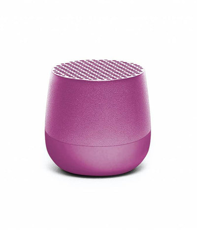 Lexon Mino TWS Pairable Bluetooth Speaker - Purple