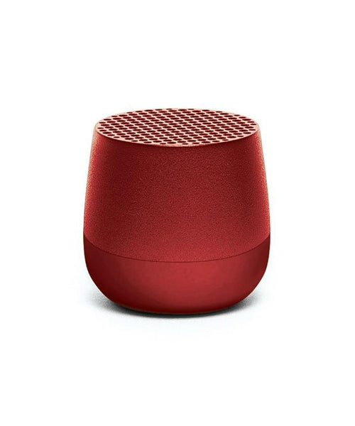Lexon Mino TWS Pairable Bluetooth Speaker - Red
