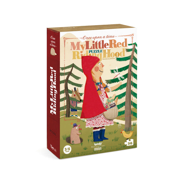 Londji Puzzle - My Little Red Riding Hood