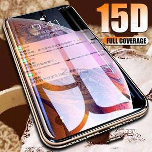 15D Curved Edge Screen Protector Vulcan Mart