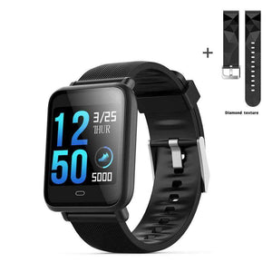 Blood Pressure Heart Rate Smart Watch Vulcan Mart