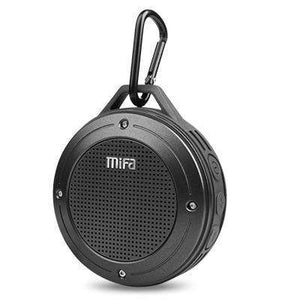 F10 Outdoor Wireless Stereo Portable Speaker Vulcan Mart Black