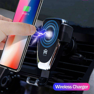 FAST 10W Wireless Car Charger Vulcan Mart