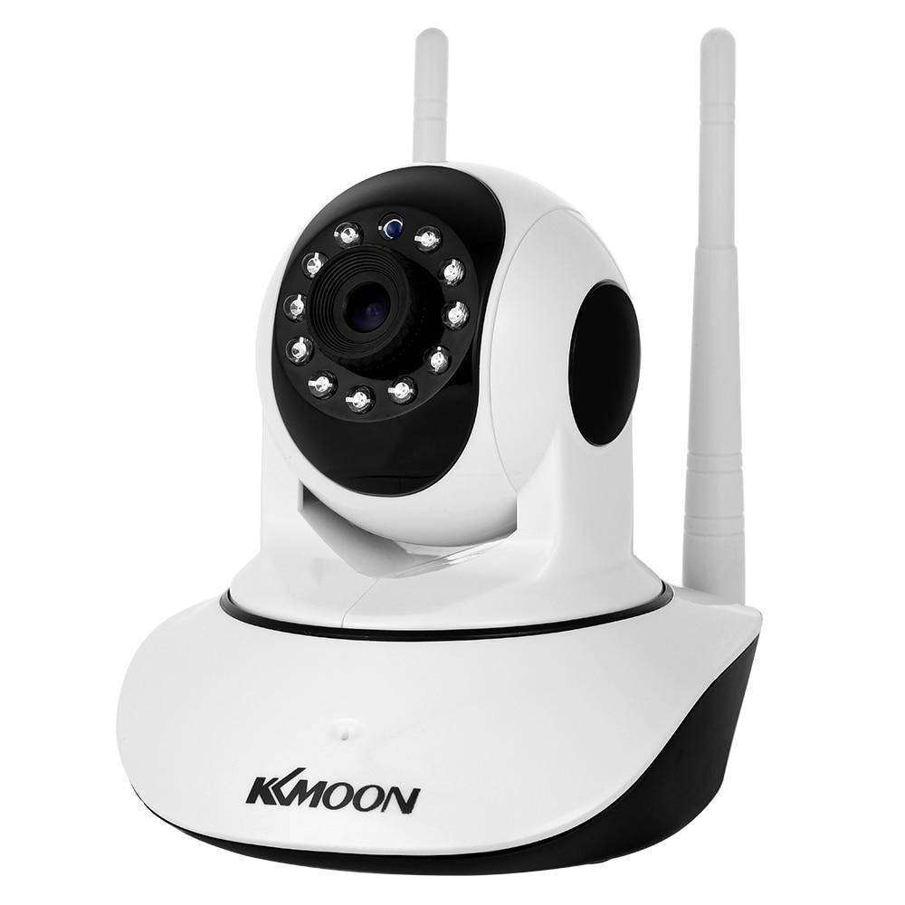 HD Wireless Wifi Network Surveillance Camera -Night Version Vulcan Mart