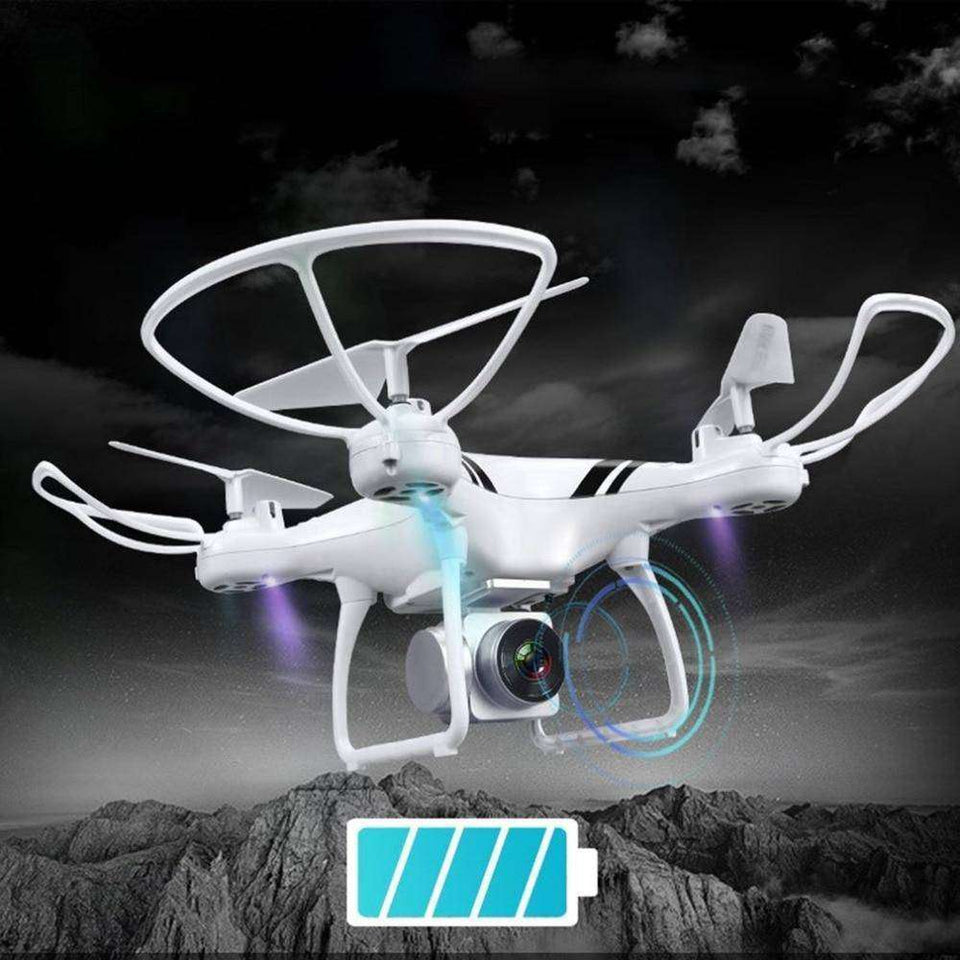 Headless RC Quadcopter Drone - Long Flight Time Vulcan Mart