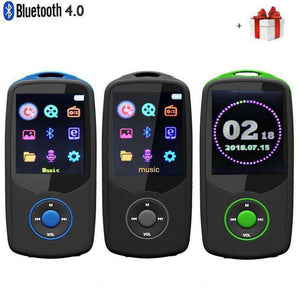 High Quality With FM Bluetooth 4.0 MP3 Music Player Vulcan Mart