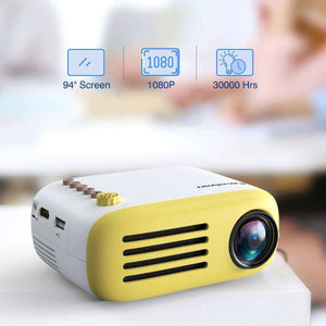 Home Theater Video Projector Vulcan Mart