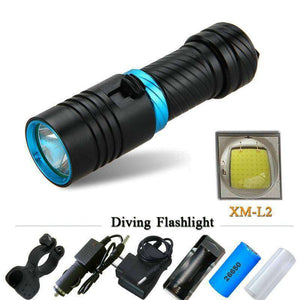 LED Underwater Flashlights Vulcan Mart