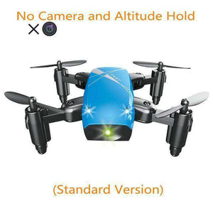 Mini Drone with Camera Vulcan Mart blue no camera