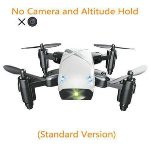 Mini Drone with Camera Vulcan Mart white no camera