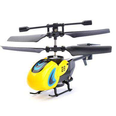 Mini Drone with Camera Vulcan Mart Yellow helicopter