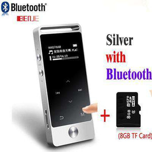 Original Touch Screen MP3 Player Vulcan Mart Gray 8GB