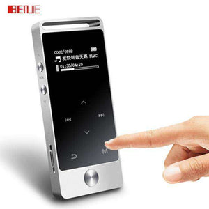 Original Touch Screen MP3 Player Vulcan Mart Silver 8GB