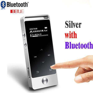Original Touch Screen MP3 Player Vulcan Mart White 8GB