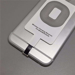 Wireless Charger Receiver Coil Pad