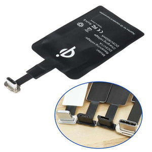 Universal  Android Qi Wireless Charging Receiver