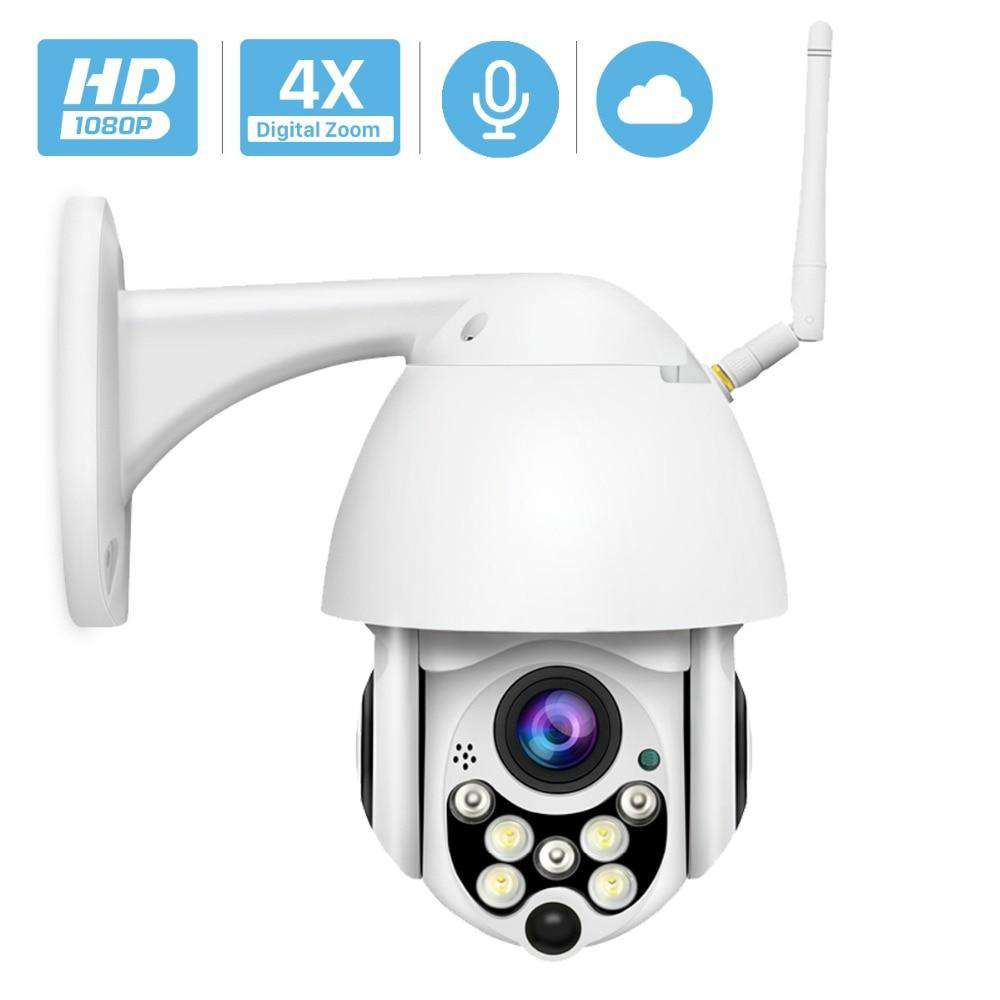 Wifi Outdoor Speed Dome Wireless Wifi Security Camera