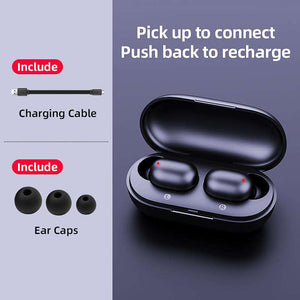 Fingerprint Touch Earphone