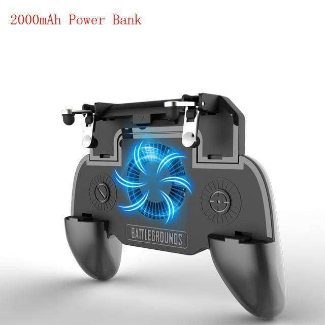 Pubg Controller Vulcan Mart 2000mAh Power Bank