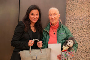 LaBante London sponsors Dr Jane Goodall's Roots and Shoots Awards