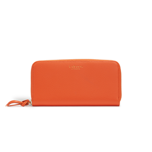 Serene Sunset Zip Around Vegan Sustainable Wallet