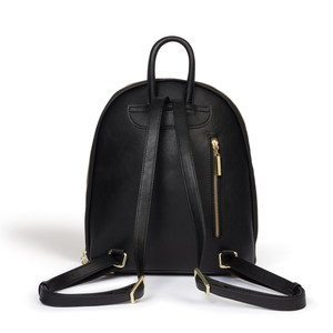 Sycamore Black Backpack