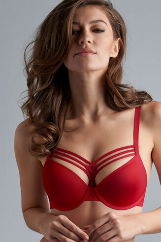 Marlies Dekkers Dame De Paris push up punainen