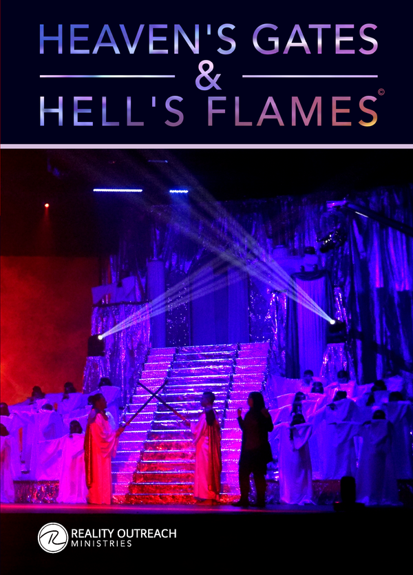DVD - Heaven's Gates & Hell's Flames©
