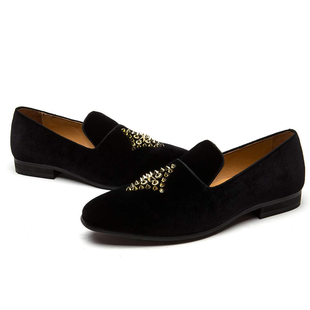 Studded Loafer