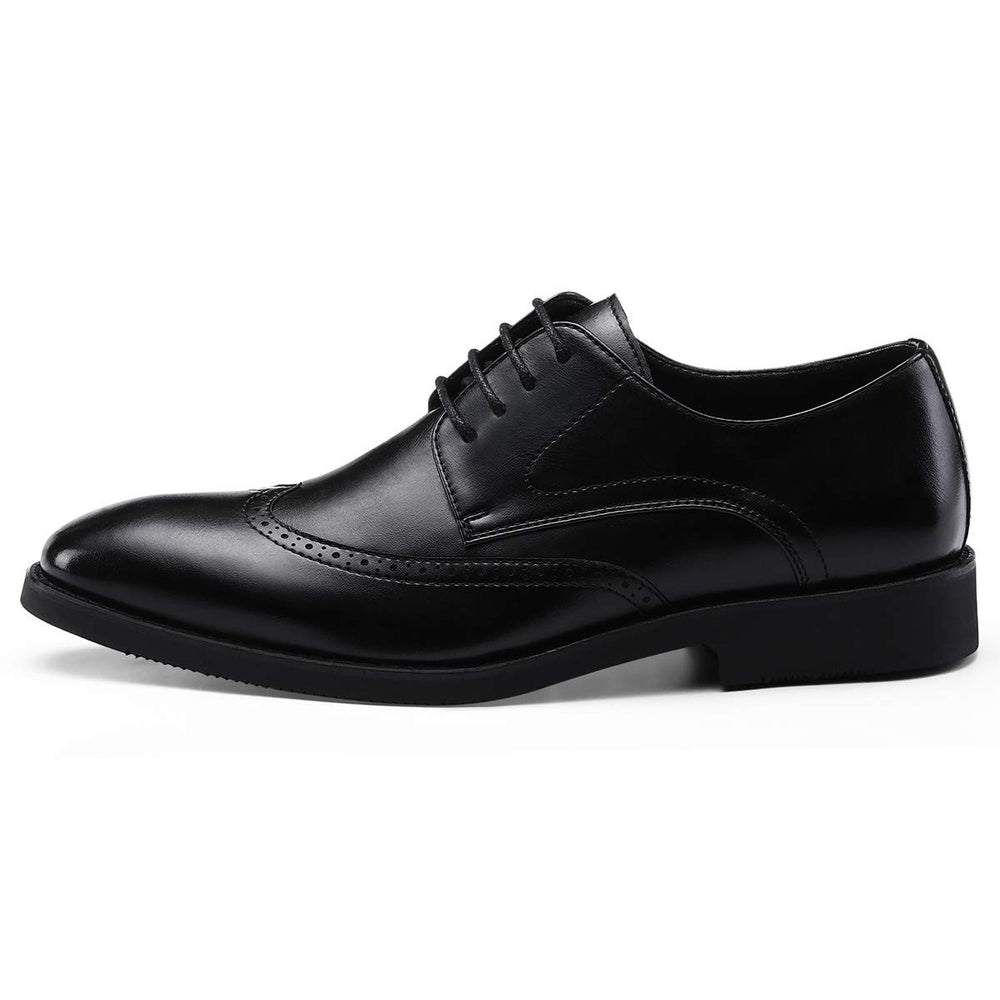 Classic Lace Up Brogue
