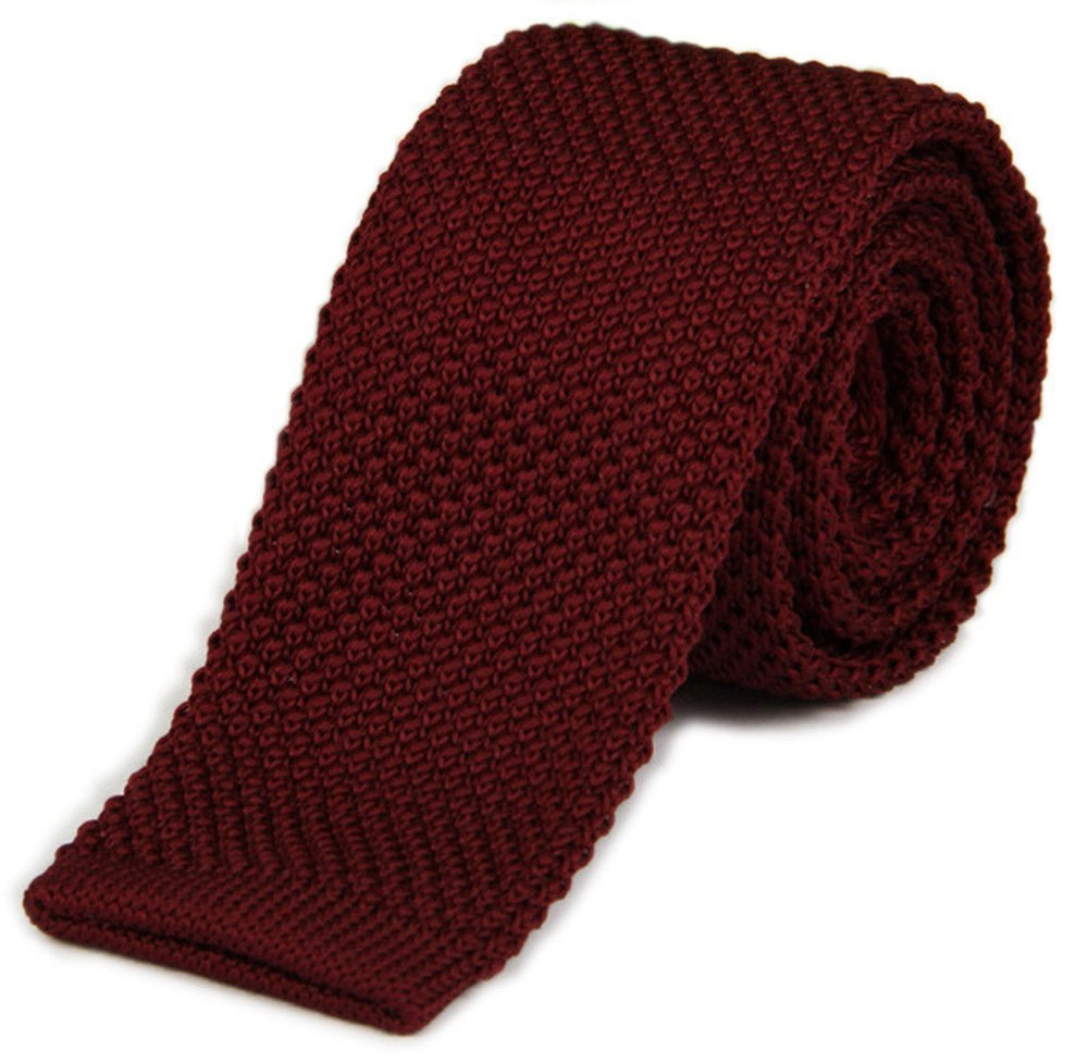 Smart Casual Knit Tie