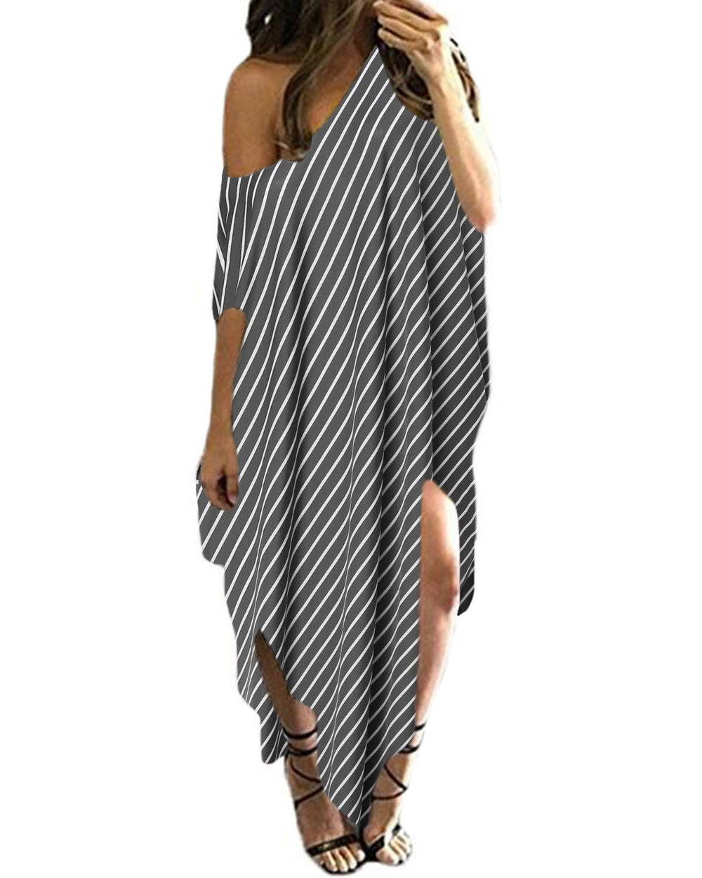 Kaftan Off Shoulder Sundress