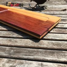 Load image into Gallery viewer, The Plank - Purpleheart Sapwood