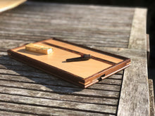 Load image into Gallery viewer, Luxury Wood Rolling Tray
