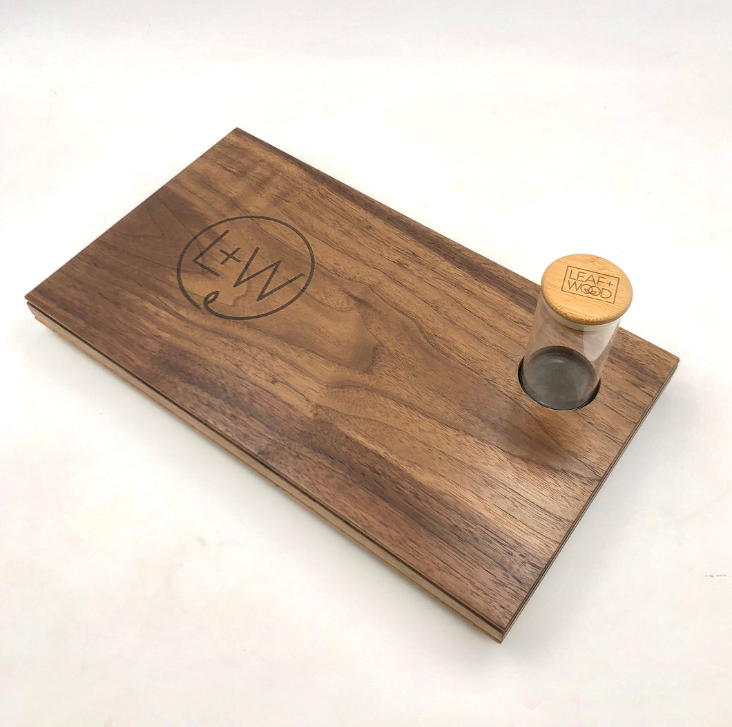 Walnut Display Block