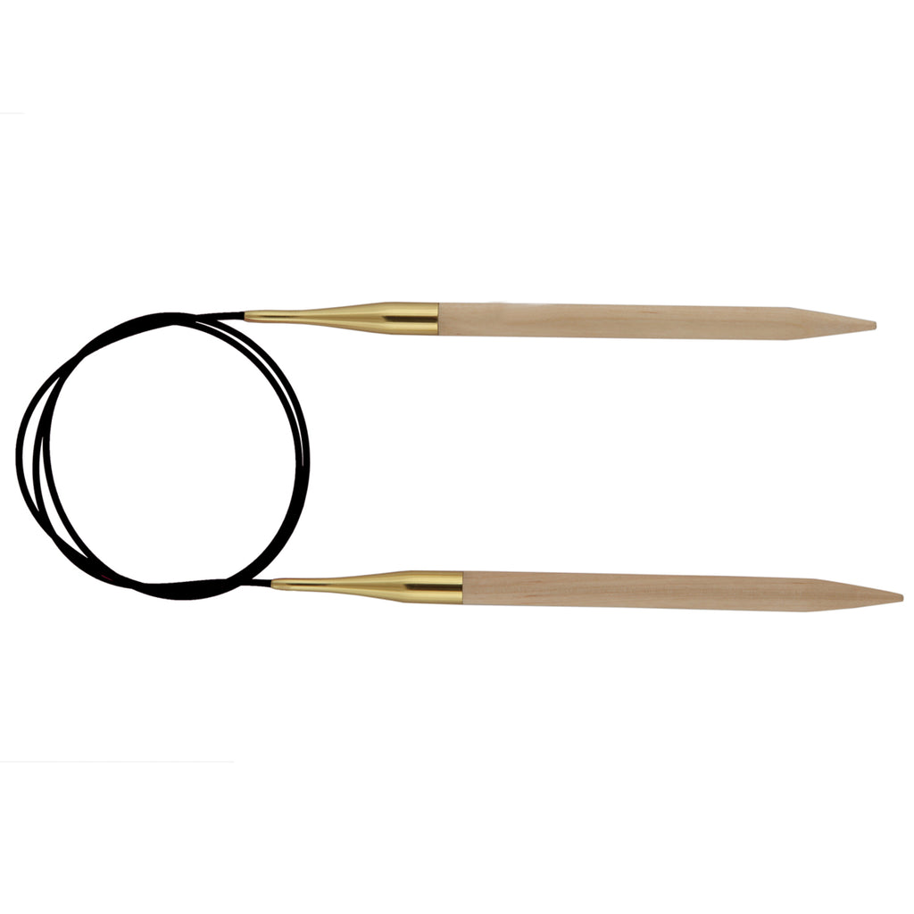 Knit Pro JUMBO Birch 35mmx150cm Circular Giant Knitting Needles